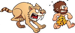 caveman-and-lion250