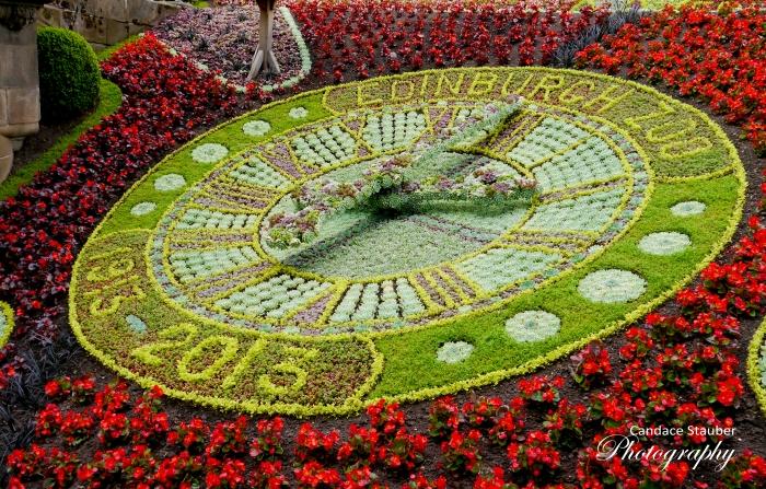botanicalclockedinburgh2013