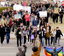 Inaugural Day Protest March- January 20, 2017
