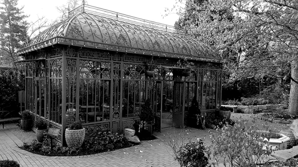 Denver Botanical Garden Greenhouse