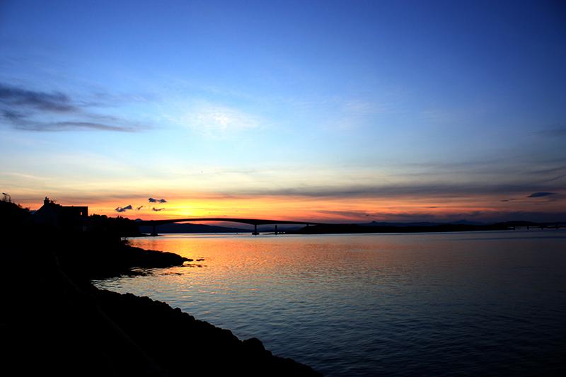 Isle of Sky Sunset