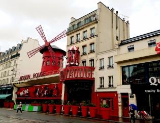 Moulin Rouge - Paris, France