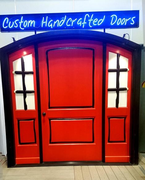 Whimsical Doors