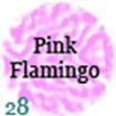 028-Flamingopink