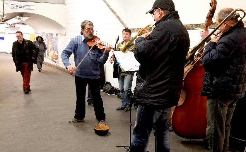 ParisSubwaymusicians
