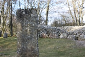 Clava Cairns near Culloden Field