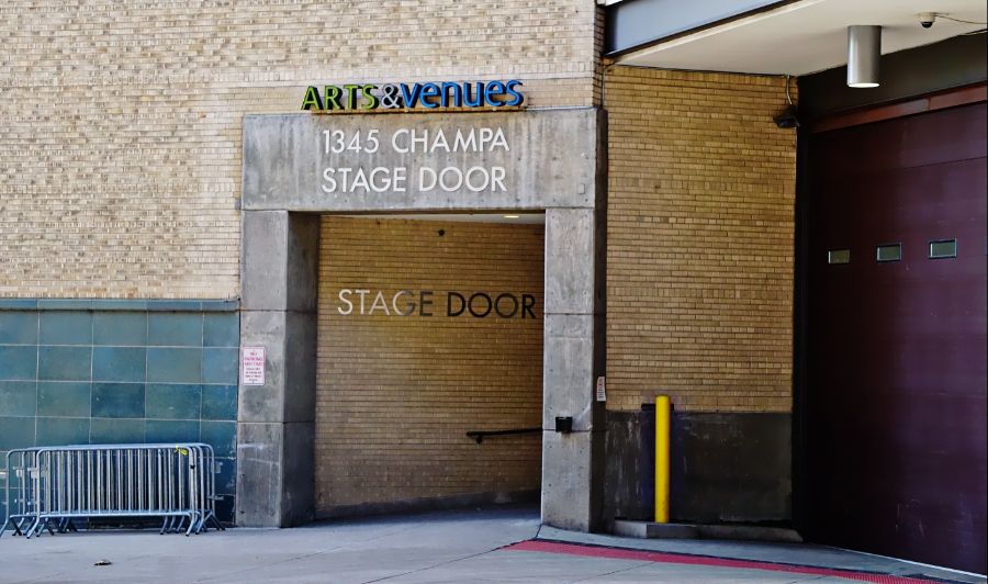 Thursday Doors \u2013 Stage Door & Doors \u2013 Netdancer\u0027s Musings