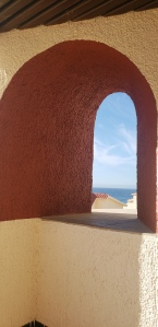 Window View in Cabo