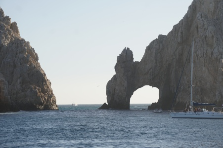 Literally, the Arch, Los Arcos, Cabo